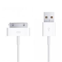 USB to 30-PIN Charging, Sync Cable