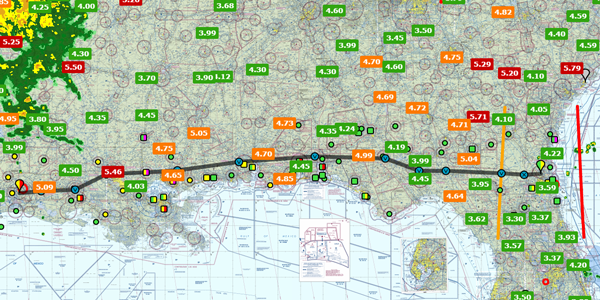 photo regarding Asa Flight Planner Printable named iFlightPlanner Blog site iFlightPlanner